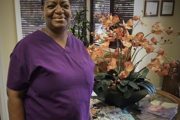 Past Featured Caregivers: Zemrie Appleton